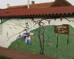 pêcheur - Looberghe - Camping de la colme