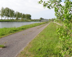 pêche - Looberghe - Camping de la colme